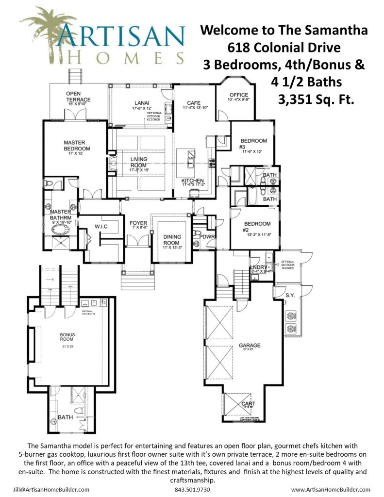 618 Colonial Floorplan