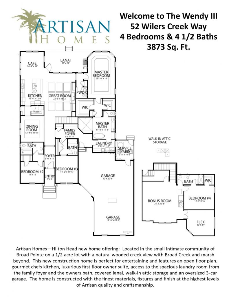 IR 37 (52 Wilers Creek Way) Floorplan